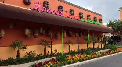 Photo of Mexican Restaurant Rocco's Tacos and Tequila Bar at 7468 W. Sand Lake Road, Orlando, FL 32819, United States