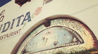 Photo of Mexican Restaurant La Indita at 622 N 4th Ave, Tucson, AZ 85705, United States
