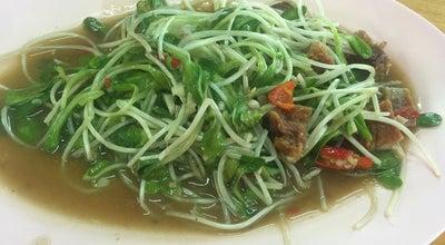 Photo of Asian Restaurant ครัวอาตือ ข้าวต้มโต้รุ่ง at Thanon Pattanakarn-khukhwang, Nai Muang Xxi 80000, Thailand