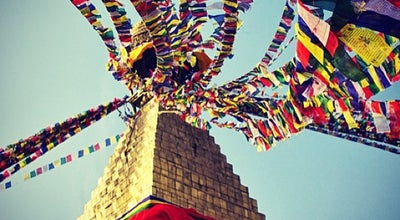 Photo of Buddhist Temple Boudhanath Stupa at Boudha, Kathmandu 44600, Nepal