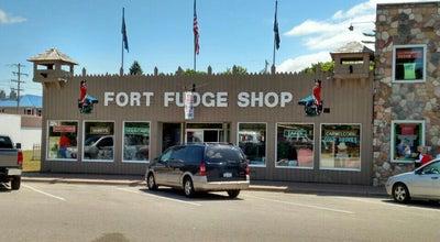 Photo of Chocolate Shop Fort Fudge Shop at 113 Straits Ave, Mackinaw City, MI 49701, United States