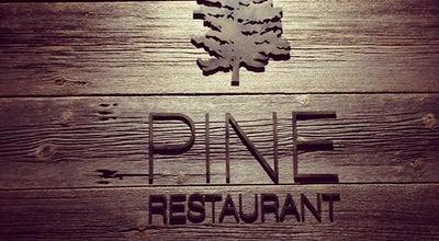 Photo of American Restaurant PINE at 2 E Wheelock St, Hanover, NH 03755, United States