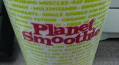 Photo of Smoothie Shop Planet Smoothie at 1923 W Brandon Blvd, Brandon, FL 33511, United States