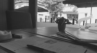Photo of Cafe Eethuis Cappuccino at Langestraat 66, Nieuwpoort 8620, Belgium