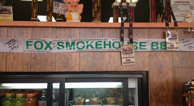 Photo of BBQ Joint Fox Smokehouse BBQ at 1007 Elm St, Boulder City, NV 89005, United States