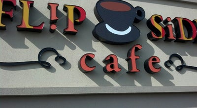 Photo of Coffee Shop FL!P SiDE cafe at 931 Rainbow Dr, Gadsden, AL 35901, United States