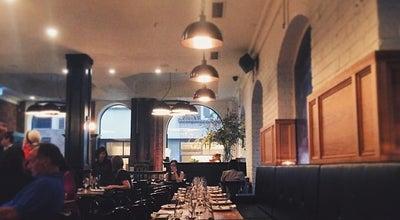 Photo of New American Restaurant Nieuw Amsterdam at 106-112 Hardware St, Melbourne, VI 3000, Australia