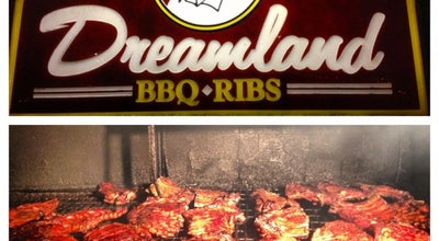 Photo of BBQ Joint Dreamland BBQ at 10730 Alpharetta Hwy, Roswell, GA 30076, United States