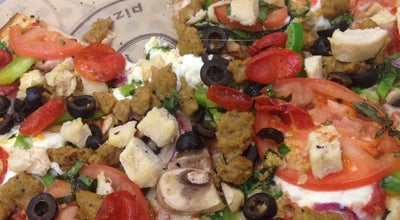 Photo of Pizza Place Pieology Pizzeria at 13786 Jamboree Rd, Irvine, CA 92602, United States