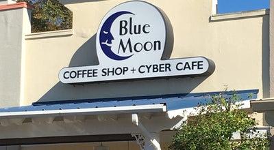 Photo of Coffee Shop Blue moon coffee shop at S. Eufaula Avenue, Eufaula, AL 36027, United States