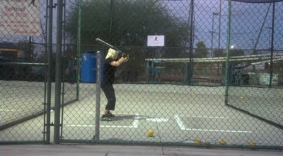 Photo of Baseball Field Rip City Batting Cages at 1045 East Juniper, Gilbert, AZ 85234, United States