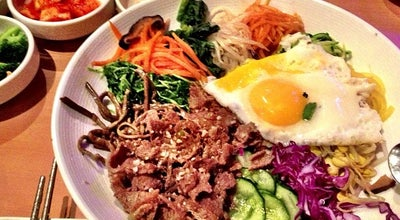 Photo of Korean Restaurant Bowl'd at 1479 Solano Ave, Albany, CA 94706, United States