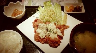 Photo of Bar あんざ 天神店 at 中央区天神1-10-31, Fukuoka 810-0001, Japan