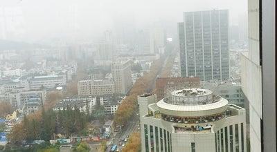 Photo of Hotel Bar 威斯汀行政酒廊 Westin Executive Lounge at 中央路201号南京国际广场, 南京市, 江苏, China