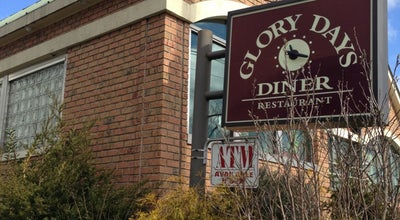 Photo of Diner Glory Days Diner at 69 E Putnam Ave, Greenwich, CT 06830, United States