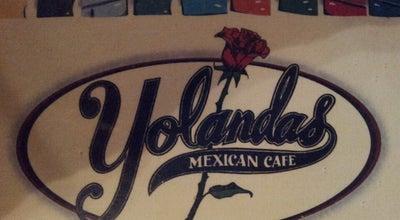 Photo of Mexican Restaurant Yolanda's Mexican Café at 86 E Daily Dr, Camarillo, CA 93010, United States