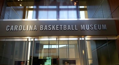 Photo of History Museum The Carolina Basketball Museum at 450 Skipper Bowles Dr., Chapel Hill, NC 27514, United States