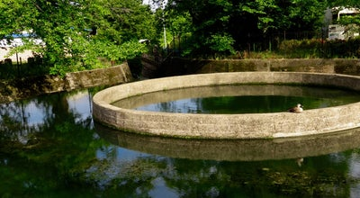 Photo of Historic Site 二ヶ領用水久地円筒分水 at 高津区久地341, 川崎市, Japan