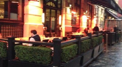 Photo of Italian Restaurant Piccolino - Heddon Street at 21 Heddon Street, London W1B 4BG, United Kingdom