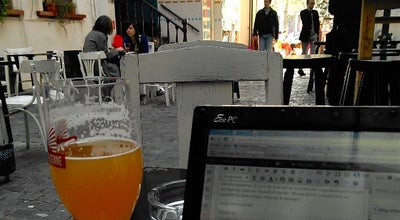 Photo of Bar ViaVia BXL Travelers Café at Baksteenkaai 74 Quai Aux Briques, Brussels 1000, Belgium