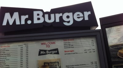 Photo of Burger Joint Mr. Burger at 2101 Lake Michigan Dr Nw, Grand Rapids, MI 49504, United States