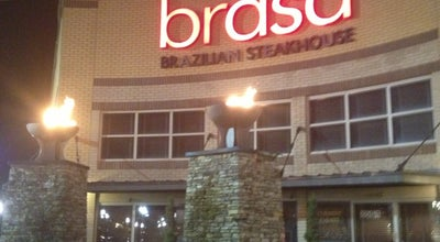 Photo of Steakhouse Brasa Brazilian Steakhouse at 8551 Brier Creek Pkwy, Raleigh, NC 27617, United States