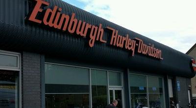 Photo of Motorcycle Shop Edinburgh Harley Davidson at 14 West Mains Road, Edinburgh EH9 3BG, United Kingdom