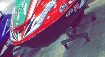Photo of Racetrack Pro Rider Garage at Kuwait