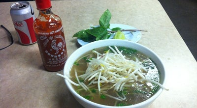 Photo of Vietnamese Restaurant Phở An Hoa at 14391 Washington Ave, San Leandro, CA 94578, United States