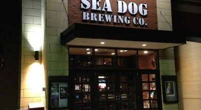 Photo of Brewery Sea Dog Brewing Company at 125 Western Ave, South Portland, ME 04106, United States