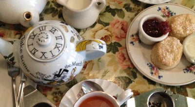 Photo of Tea Room Tea & Sympathy at 108 Greenwich Ave, New York, NY 10011, United States