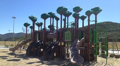 Photo of Playground Del Prado Playfield at United States