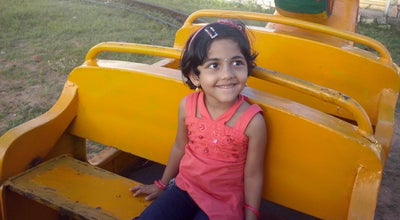 Photo of Playground Shangumugham Children's Park at India