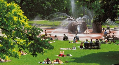Photo of Park Günthersburgpark at Hartmann-ibach-str., Frankfurt am Main 60389, Germany