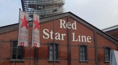 Photo of History Museum Red Star Line Museum at Montevideostraat 3, Antwerpen 2000, Belgium