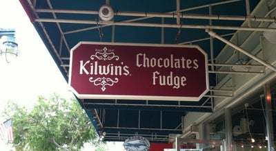 Photo of Ice Cream Shop Kilwin's at 312 John Ringling Blvd, Sarasota, FL 34236, United States