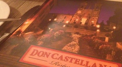 Photo of Italian Restaurant Don Castellana at R. Samuel Bernardo, 71, Luanda, Angola