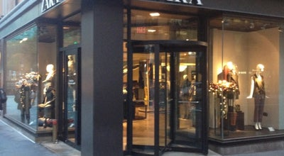 Photo of Clothing Store Zara at 500 5th Ave, New York, NY 10110