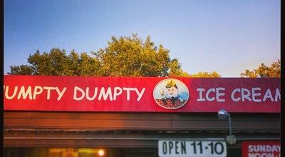 Photo of Ice Cream Shop Humpty Dumpty at 70 West Ave, Saratoga Springs, NY 12866, United States