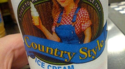 Photo of Ice Cream Shop Country Style Ice Cream at 4115 Kennedy Dr, East Moline, IL 61244, United States