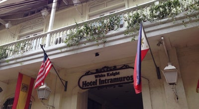 Photo of Hotel White Knight Hotel at Plaza San Luis Complex Cabildo, Manila, Philippines