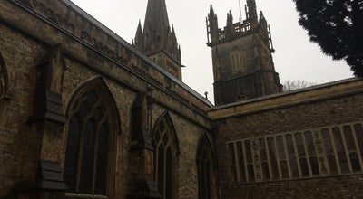 Photo of Church Llandaff Cathedral at Cathedral Cl., Cardiff CF5, United Kingdom