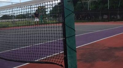 Photo of Tennis Court Canchas De Tennis at Av. Yaxchilan, Cancún, Mexico