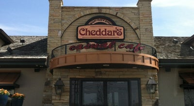 Photo of American Restaurant Cheddar's at 955 Industrial Blvd, Smyrna, TN 37167, United States
