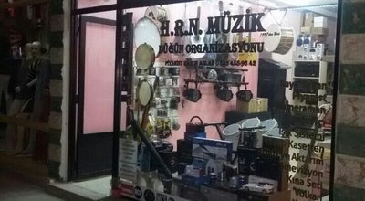 Photo of Music Venue H.r.n müzik at Hıdırbali Mah. Mescit Şok. No: 3-b, Yenişehir, Yenişehir 16450, Turkey