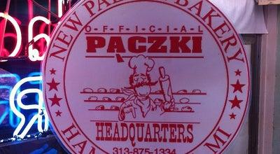 Photo of Bakery New Palace Bakery at 9833 Joseph Campau St, Hamtramck, MI 48212, United States