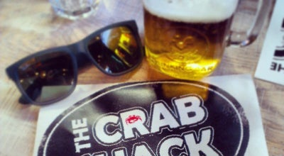 Photo of Seafood Restaurant Crab Shack at Queen's Wharf, Wellington Waterfront 6011, New Zealand
