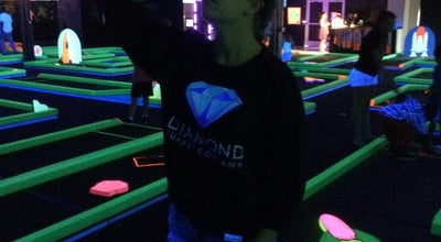 Photo of Mini Golf GlowGolf at West Des Moines, IA 50266, United States