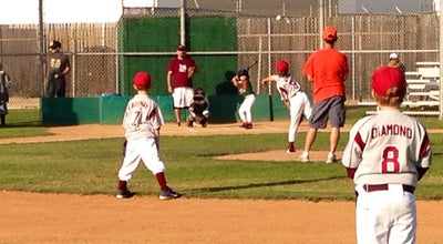 Photo of Baseball Field Ocean View Little League at 7721 Juliette Low Dr, Huntington Beach, CA 92647, United States