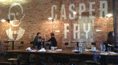 Photo of Southern / Soul Food Restaurant Casper Fry at 928 S Perry St, Spokane, WA 99202, United States